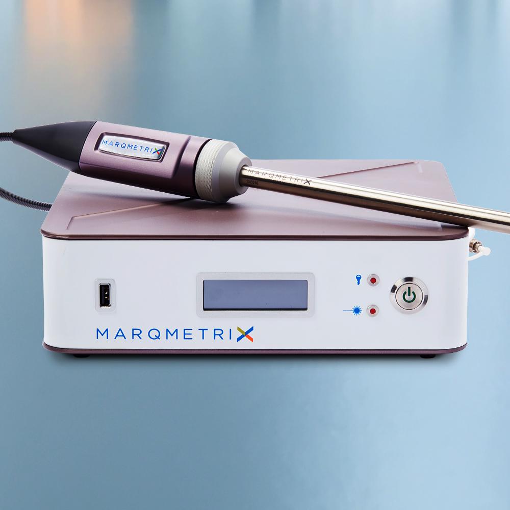 marqmetrix raman analyzer